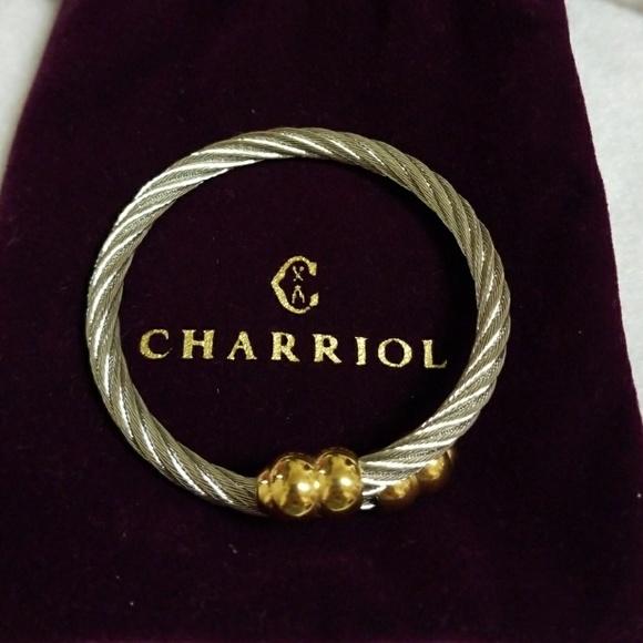 5bc709b82bf Charriol Jewelry | Sale Cable Bracelet | Poshmark
